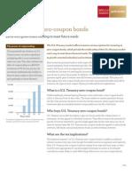 U.S. Treasury Zero-Coupon Bonds