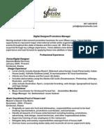 julia dykstra resume 1