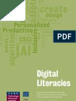 Digital Literacies 2010