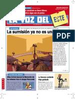 Periodico gratuito de Dibbuks  LA VOZ