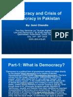 Presentation on Democracy