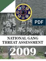 National Gang Threat Assessment 2009 - FBI