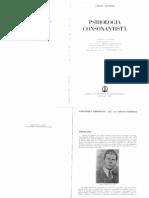 Odobleja, Stefan-Psihologie Consonantista - Part 1