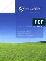 Solaronix Catalog