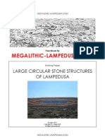 Lampedusa Large Circular Stone Structures