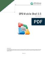 spb mobile shell 3 0 user manual microsoft windows shell computing rh scribd com Spb Keyboard Spb Finance