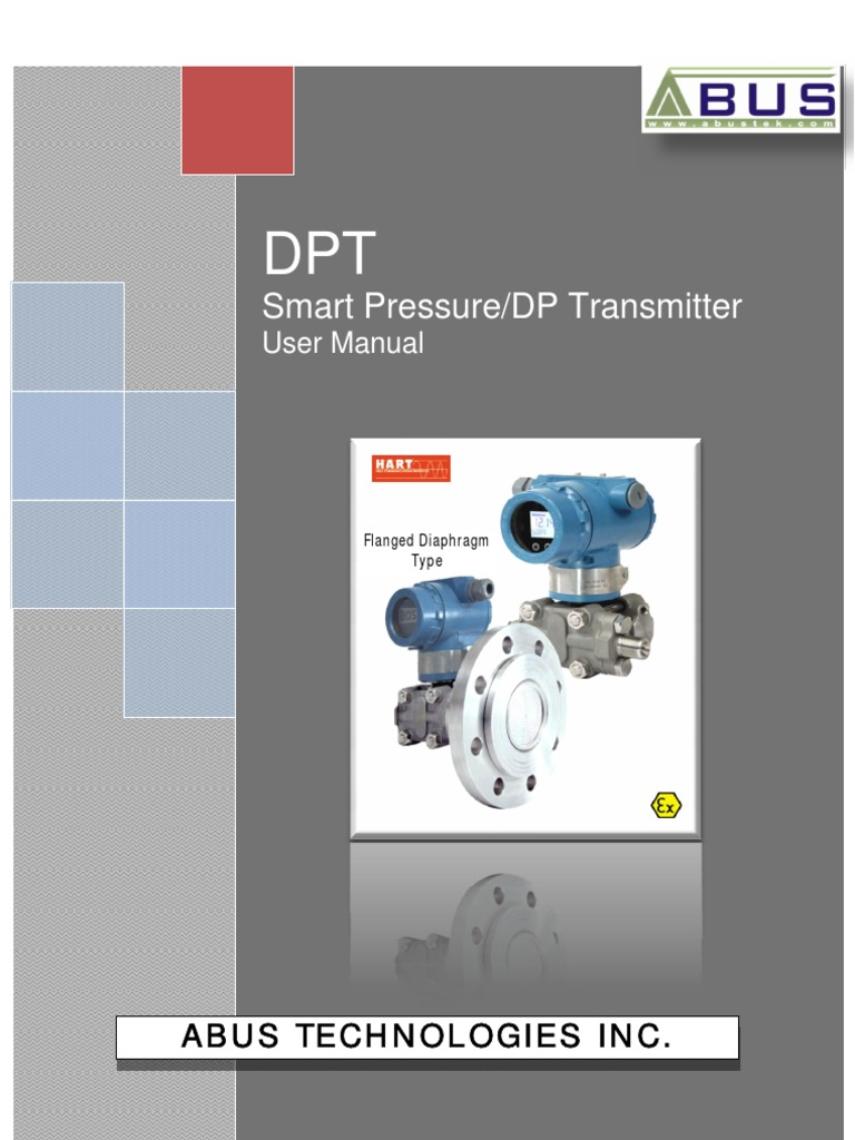 DPT Smart Pressure Transmitter | Electrical Wiring | Electrical Connector
