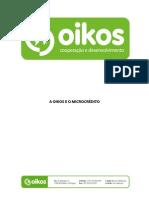 A Oikos e o Microcrédito