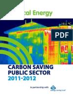 Carbon Saving Public Sector (CSPS) 2011-12