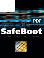 SafeBoot and Windows Rescue CDs