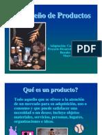 Diapositivas Diseno de Productos y Servicios