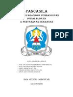 Pancasila Print