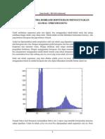 Segmentasi Citra Menggunakan Global Thresholding