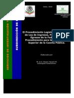 México. Procedimiento Legislativo