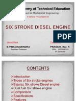6 Stroke Diesel Engine (Rai)
