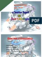 Dual Fuel Engine