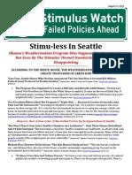 Stimu-Less In Seattle