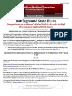 Battleground State Blues