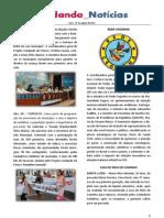 Cuidando Notícias nº 10 - Ano 1 | Projeto Cuidando do Futuro