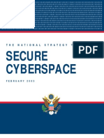 Cyberspace Strategy