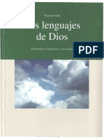 Vide, Vicente - Los Lenguajes de Dios