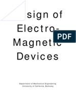 Design of EM Devices