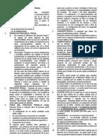 Derecho Procesal Penal Doble Colomna