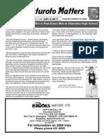 Maungaturoto Matters Issue 85 October 2008 Part 1