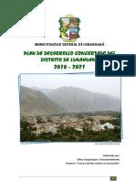 Plano de Desenvolvimento Participativo de Lunahuana, Peru