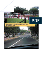 to General de Transito y Seguridad Vial