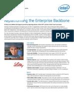 Replatforming the Enterprise Backbone
