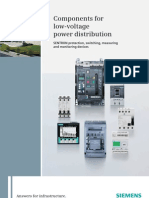 Siemens Low Voltage Distribution