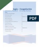 Hematología – Coagulación