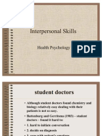 Interpersonal Skills com