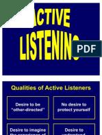 Skill Active Listening com