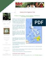 History of the Higaonon Tribe