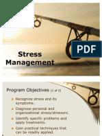 Stress Manag