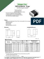 DFE252012C Catalogue 2011 4 6STD