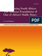 Stress-Testing South Africa