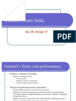 Omnitel Pronto Italia - Sec B - Group 15