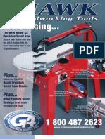 Hawk Woodworking Tools Catalog