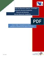 2 Programa Curso-taller Competencias Basicas en Ofimatica e Internet