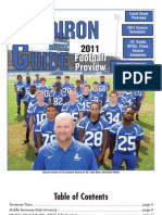 Football Guide 2011