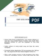 ppt DRY eye