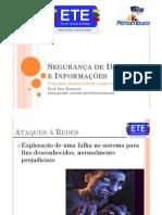 SDI_Aula06_PrincipaisAtaquesARedeEComoEvitar