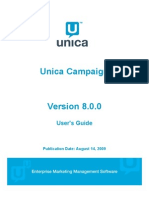UnicaCampaign800UsersGuide