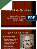 MEDEIA de Eurípides