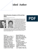 Nodal System Analysis of Oil and Gas Wells