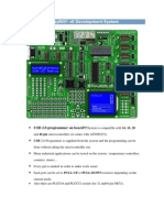 Easy8051 v6 Development System