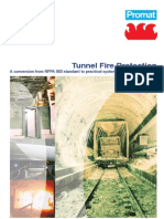 Tunel Fire Protection